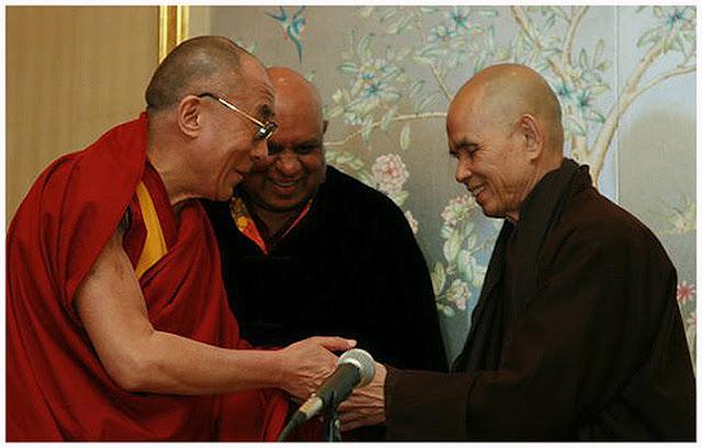 Thich Nhat Hanh Dalai Lama
